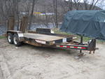 1998 Towmaster T-10P  16' trailer