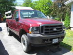 2004 Ford F250 Super Duty 4wd