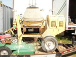 Stow Mdl: CMS6 cement mixer