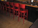 "(4) GAR Products 30"" bar stools"