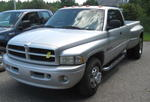 2001 DODGE RAM 350 DUALLY