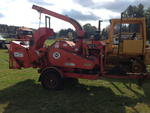 Morbark Model 17  Chipper w/ JD Diesel