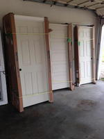 NEW PRE-HUNG INTERIOR DOORS