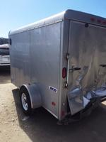 PACE AMERICAN JOURNEY ENCLOSED TRAILER