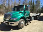 2010 Int'l 4300 w/ Jerr-Dan Alum Ramp Body, 71K
