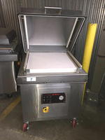 VACUTECH F2-25 SINGLE CHAMBER PACKAGING MACHINE