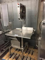 FLEETWOOD SI-315HD MEAT SAW,