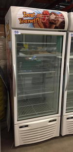 MINUS FORTY  SINGLE DOOR FREEZER