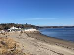 Lincolnville Beach - Property at end