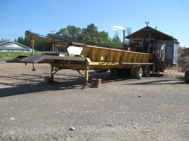 TIMED ONLINE AUCTION FIREWOOD PROCESSING & SUPPORT EQUIPMENT Auction