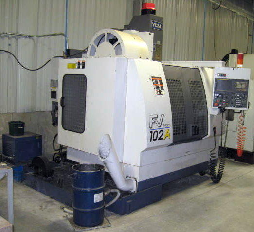 LIVE ONSITE & WEBCAST, PUBLIC AUCTION, FORKLIFT - CNC VERTICAL MACHINING CENTERS - EDM'S Auction