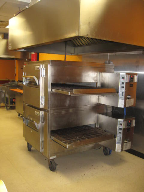 TIMED ONLINE AUCTION LATE MODEL PIZZA & SANDWICH SHOP EQUIPMENT Auction