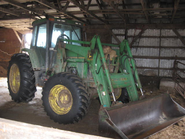 TRUSTEE'S SALE BY TIMED ONLINE AUCTION FARM TRACTORS - TRUCKS - FIELD Auction