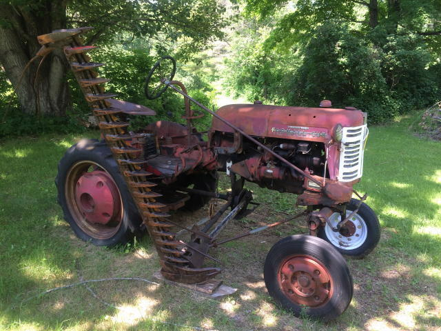 Tractor, Trucks, Boat, Tools & Furniture Auction