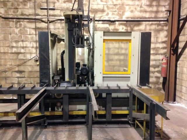 SECURED PARTY'S SALE TIMED ONLINE AUCTION 03 FICEP CNC DRILL LINE Auction