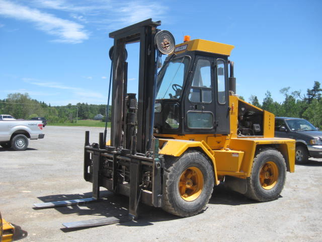 SECURED PARTY'S SALE - PLANER MILL, BAGGER, KILNS, BOILER, R/T FORKLIFTS, LOADER Auction