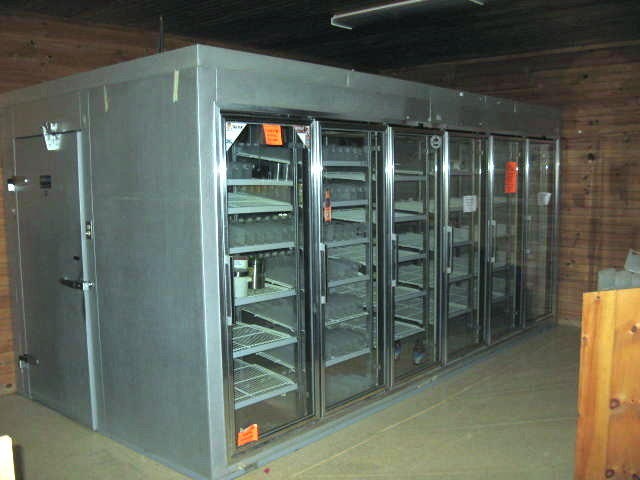 TIMED ONLINE AUCTION - LATE MODEL KITCHEN & REFRIGERATION EQUIPMENT Auction