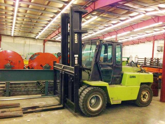 METAL FABRICATION & SUPPORT EQUIPMENT - COIL LINE - FORKLIFTS - TRUCKS - TRAILERS Auction