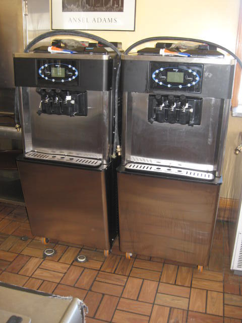 RESTAURANT EQUIPMENT AUCTION - ICE CREAM EQUIPMENT - REFRIGERATION - FURNITURE - COLLECTIBLES Auction
