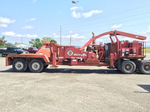 LATE MODEL FORESTRY EQUIPMENT - WHOLE TREE CHIPPER - LOG TRUCKS & TRAILERS - PICKUPS - SUVS Auction