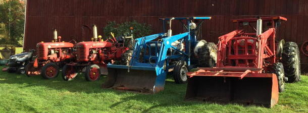 FARM TRACTORS - IMPLEMENTS - GMC PLOW TRUCK - WELDING & FAB EQUIPMENT - WOODWORKING- FIREARMS Auction