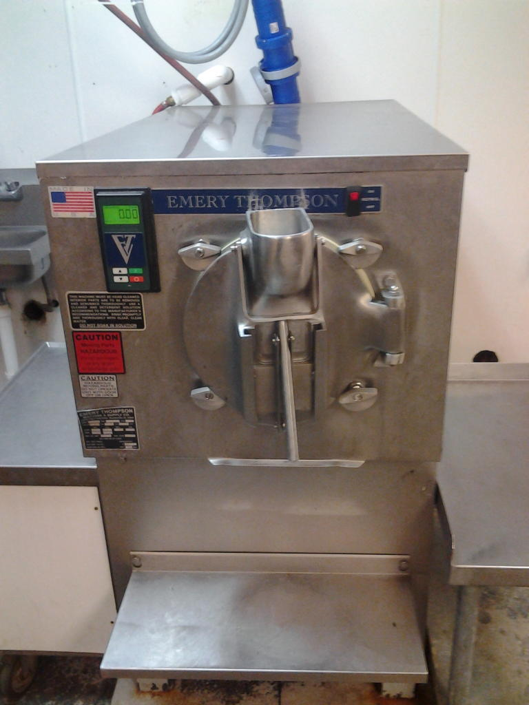 TIMED ONLINE AUCTION ICE CREAM, REFRIGERATION & KITCHEN EQUIPMENT Auction