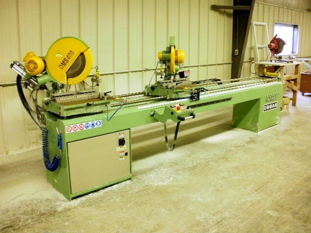 TIMED ONLINE AUCTION VINYL WINDOW MANUFACTURING EQUIPMENT  Auction