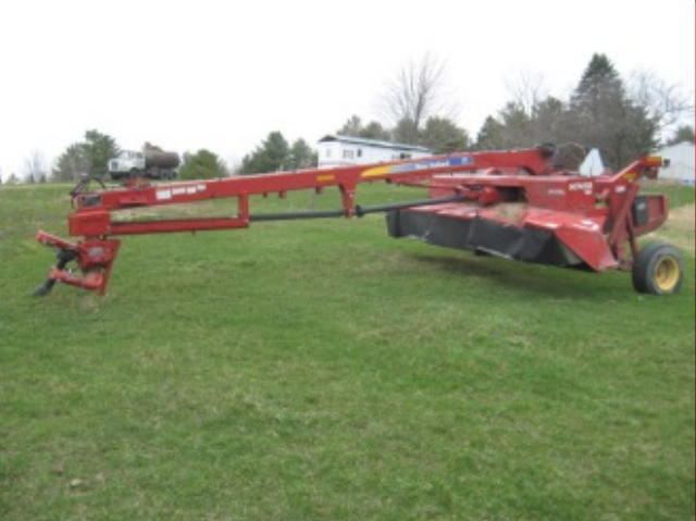 TIMED ONLINE AUCTION FARM TRACTORS - HAY & MILKING EQUIPMENT Auction