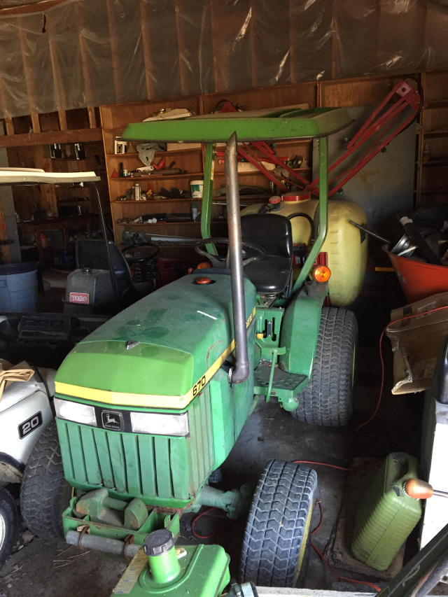 TIMED ONLINE AUCTION GOLF COURSE SUPPORT EQUIPMENT Auction