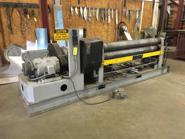 METAL FAB & WELDING EQUIPMENT - FORKLIFTS TRUCKS - SHOP & OFFICE EQUIPMENT Auction