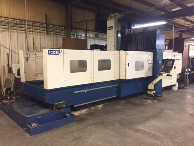 SECURED PARTY SALE BY PUBLIC AUCTION - LATE MODEL CNC MACHINING & TURNING CENTERS - FORKLIFT Auction