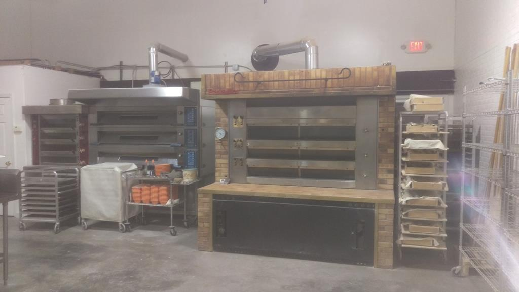 TIMED ONLINE AUCTION COMMERCIAL BAKERY & REFRIGERATION EQUIPMENT  Auction