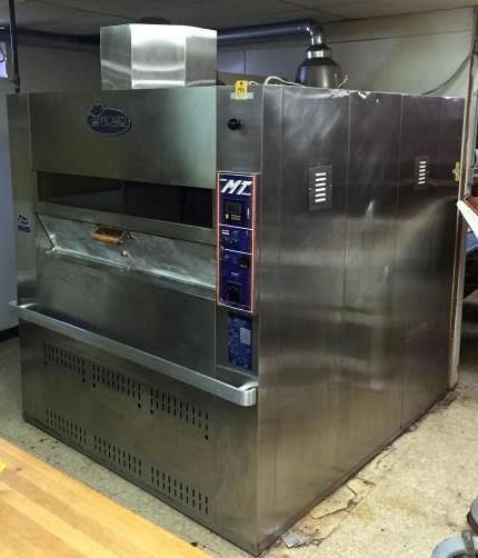 TIMED ONLINE AUCTION 5-DAYS ONLY! BAKERY EQUIPMENT; RE: ROGANS BAKERY Auction