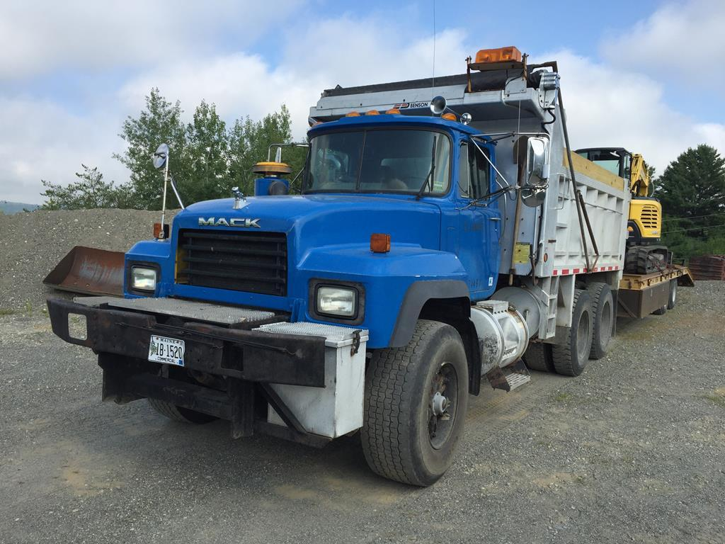ONSITE & ONLINE AUCTION CONSTRUCTION & SUPPORT EQUIPMENT - TRUCKS Auction