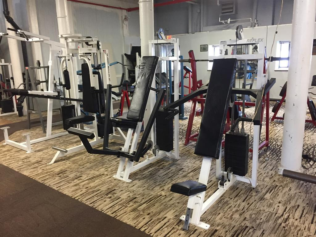 TIMED ONLINE AUCTION GYM & FITNESS EQUIPMENT RE: ULTIMATE FITNESS Auction