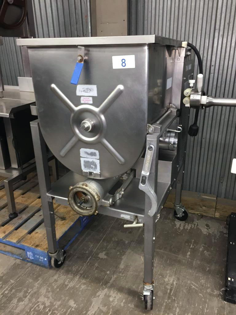 TIMED ONLINE AUCTION COMMERCIAL MEAT PROCESSING & BAKERY EQUIPMENT Auction