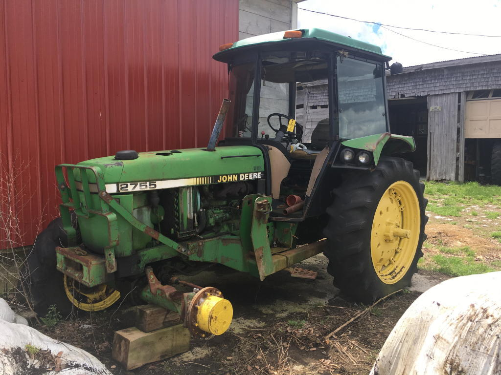 TIMED ONLINE AUCTION JOHN DEERE TRACTORS - MOWERS - BALERS - CHOPPERS Auction