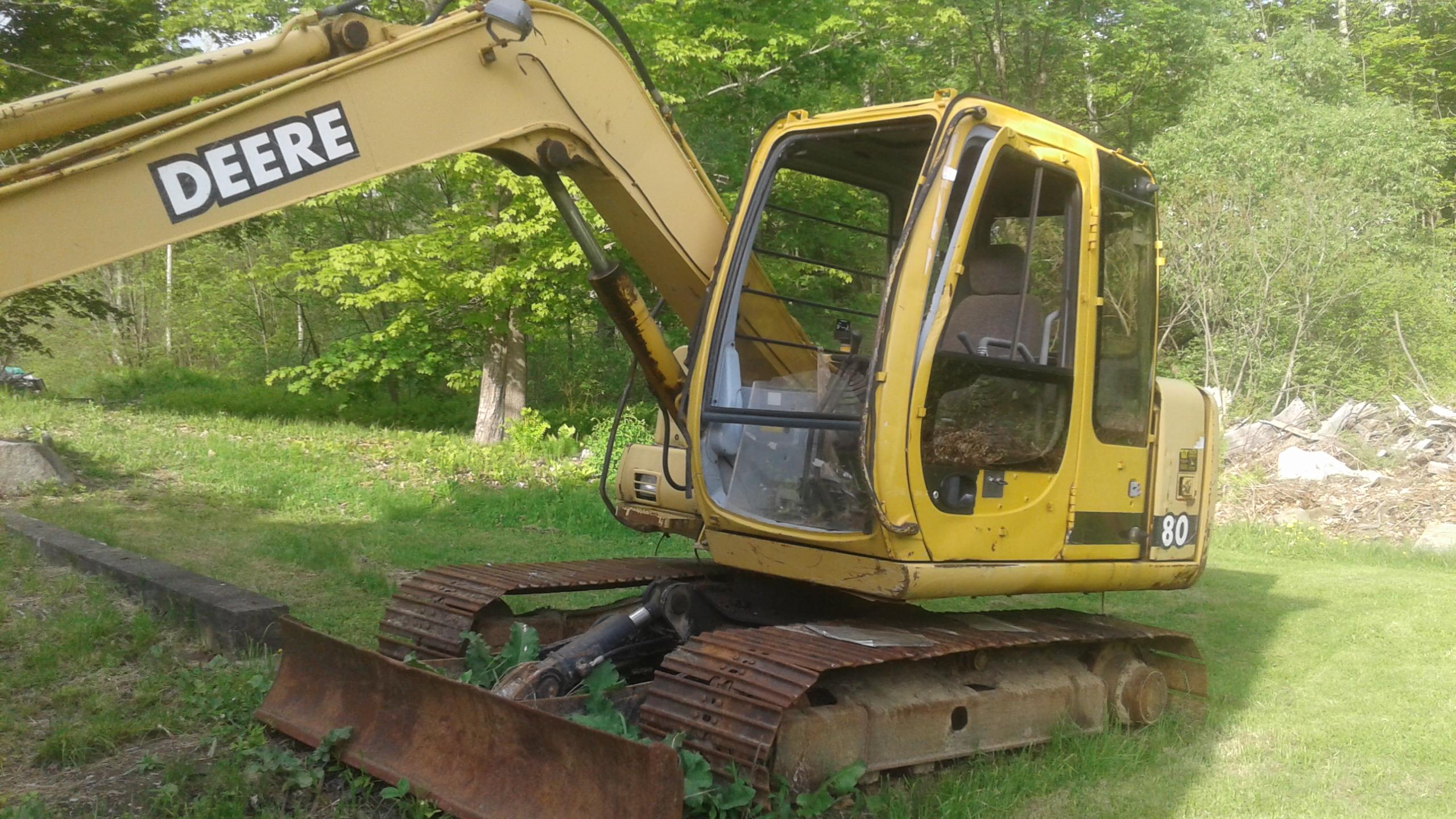 CONSTRUCTION, EXCAVATION & AGGREGATE EQUIPMENT Auction