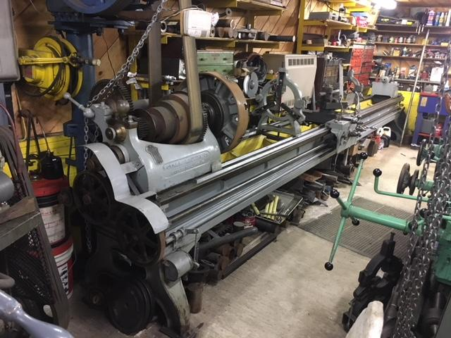 TIMED ONLINE AUCTION  MACHINE SHOP & TOOLING - AIR COMPRESSOR  Auction