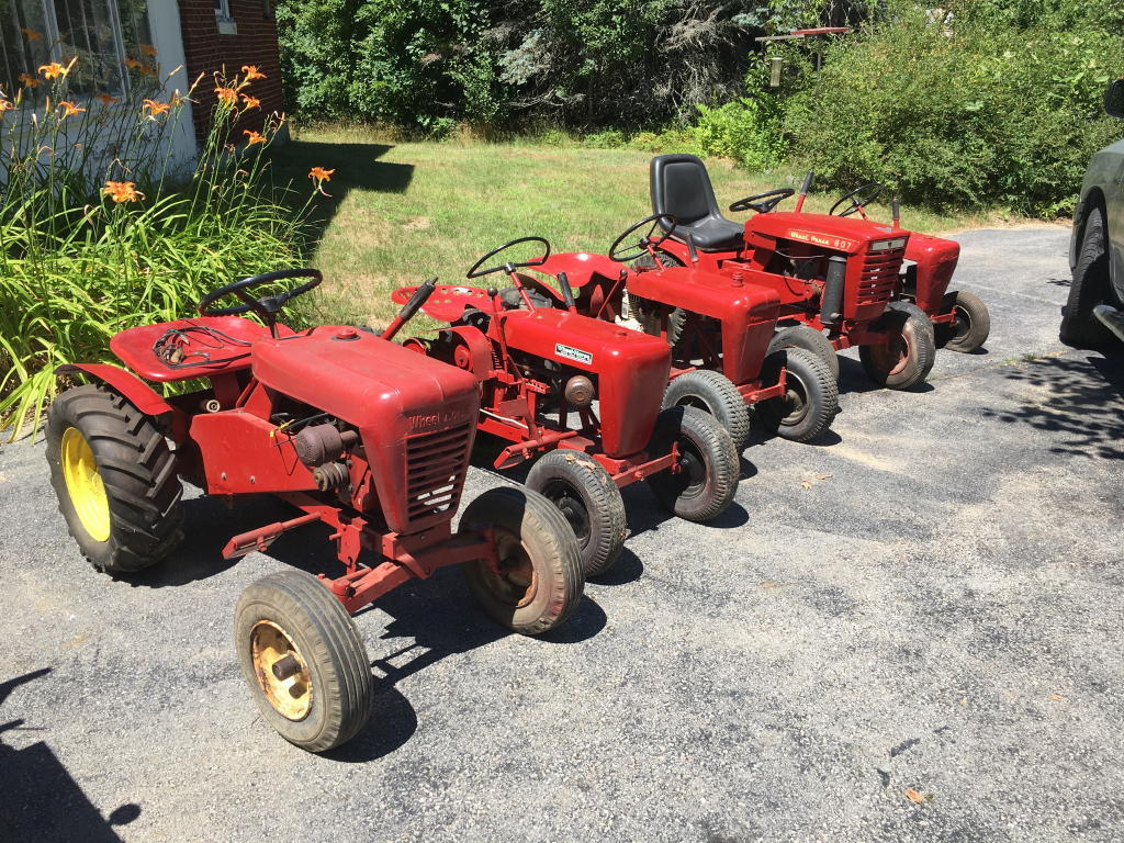TIMED ONLINE AUCTION TRACTORS - HIT & MISS ENGINES - MACHINE SHOP Auction