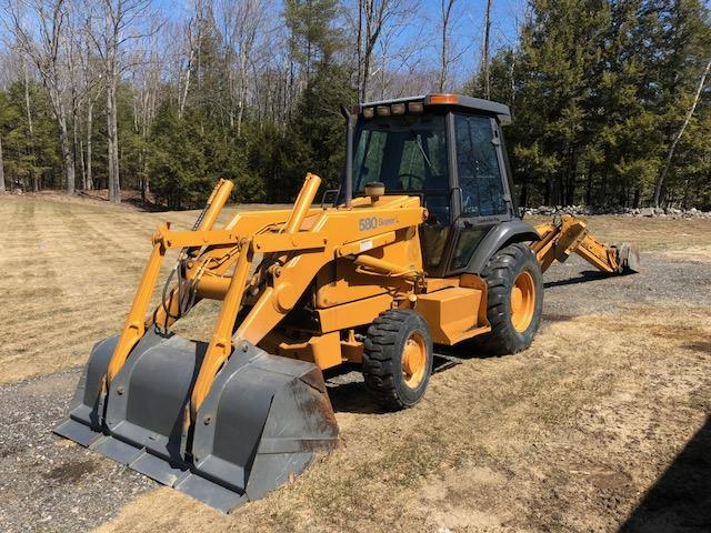 CONTRACTOR'S EQUIPMENT - TRUCKS - VEHICLES - NEW ATTACHMENTS - SHELTERS - SHOP EQUIPMENT Auction
