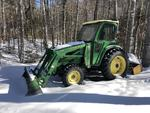 TIMED ONLINE AUCTION 4WD TRACTOR, WOODWORKING EQUIPMENT, SHOP TOOLS Auction