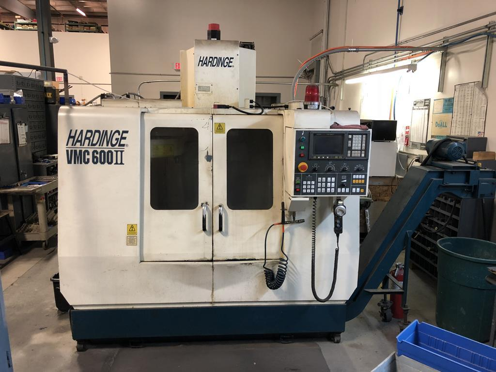 TIMED ONLINE AUCTION  MACHINE SHOP, TOOLING & SUPPORT EQUIPMENT Auction