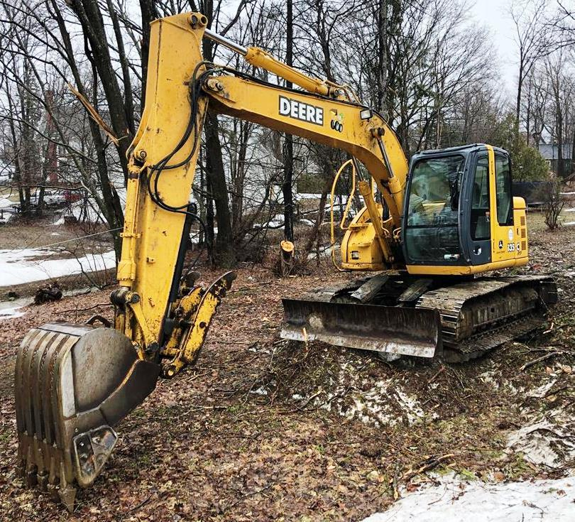 ONSITE & ONLINE CONSTRUCTION EQUIPMENT AUCTION - JD EXCAVATORS - DOZERS - DUMPS - SCREENER   Auction