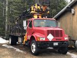 WOODWORKING, SAWMILL & SUPPORT EQUIP. - 2012 ROTOBEC LOADER & GRAPPLE - RECREATIONAL Auction