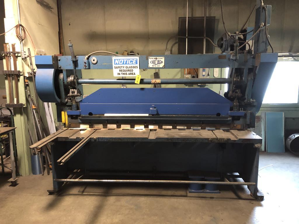 TIMED ONLINE AUCTION MACHINE SHOP & SUPPORT EQUIPMENT Auction