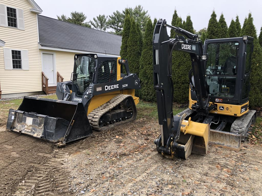 TIMED ONLINE AUCTION LATE MODEL CONSTRUCTION EQUIPMENT - TRAILERS Auction