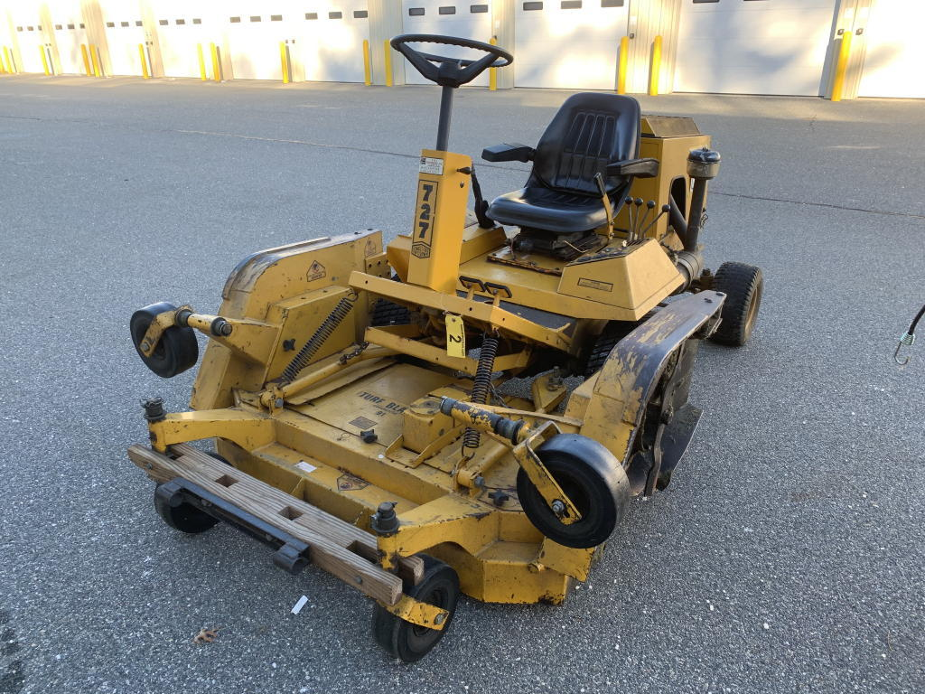 TIMED ONLINE AUCTION KAWASAKI MULE & DRIVING RANGE EQUIPMENT Auction