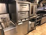 TIMED ONLINE AUCTION RESTAURANT & REFRIGERATION EQUIPMENT- PIZZA OVEN Auction