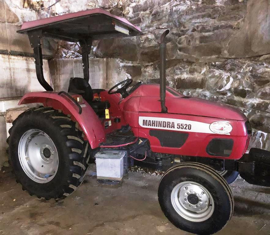 TIMED ONLINE AUCTION FARM TRACTORS, NEW & USED HAY EQUIP, FARM IMPLEMENTS Auction